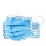 Egyszerhasználatos szájmaszk 3 rétegű 50db/csomag